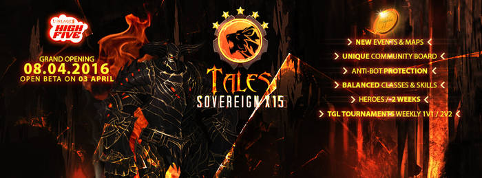 Tales Sovereign x15 by strain-d