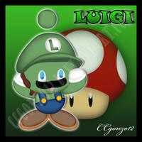Luigi Chao by CCmoonstar23