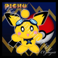 PichuChao by CCmoonstar23