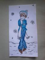 glutamine neige by hichigot