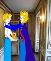 Dans Le Couloir by hichigot