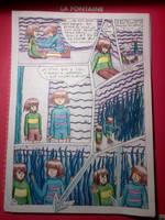 StrangeTale BD Undertale page 14 Fr by hichigot
