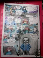 StrangeTale BD Undertale page 19 Fr by hichigot