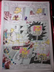 Strangetale bd undertale page 31 by hichigot