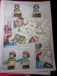 Strangetale bd undertale page 32 by hichigot