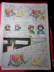 strangetale BD undertale  page34 by hichigot