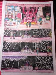 Strangetale BD undertale  page 36 by hichigot