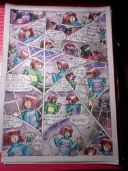 Strangetale BD undertale page 37 by hichigot