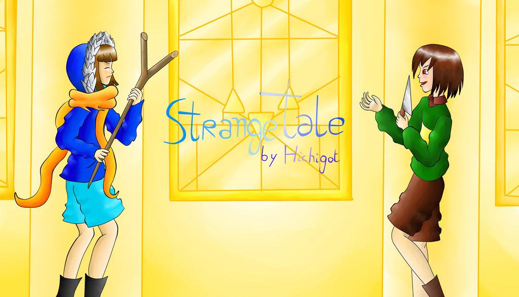 Strangetale by hichigot