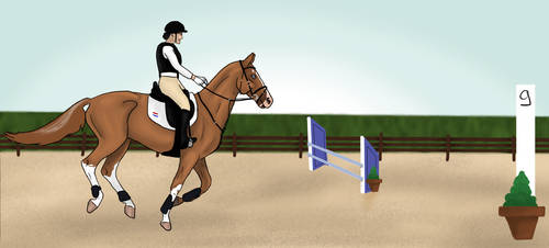 VroomVroom Vesta by Happy-Horse-Stable