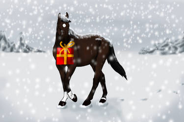 Secret Santa HARPGworld by Happy-Horse-Stable