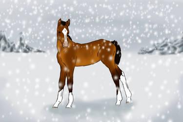 Harpg Secret Santa - Helsinge by Happy-Horse-Stable