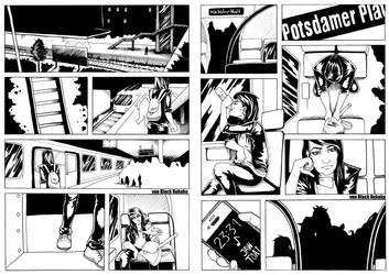 TOA I Comic double page 1 by knallkoko