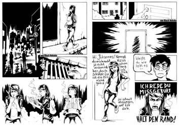TOA I Comic double page 2 by knallkoko