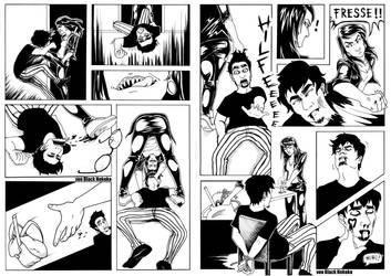 TOA I Comic double page 3 by knallkoko