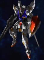 Gundam Legilis by jesualdo