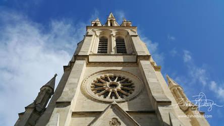 Saint Anne Church  by Bizriart