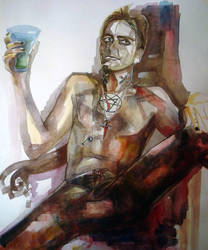 Fright night by ThomasBalan