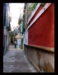 Cordoba alley by firecrotch22