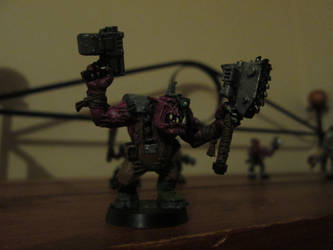 Fell Ork Nob by Arcturius-the-Vile
