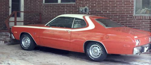 73 Dodge Dart Sport by rhisiart22