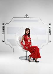 Miranda Lawson (Mass Effect ) by Valery-Himera