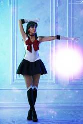 Sailor Pluto (Sailor Moon) by Valery-Himera