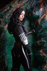 Yennefer of Vengerberg (Witcher 3) by Valery-Himera