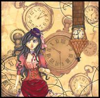 It's Time by Llallira