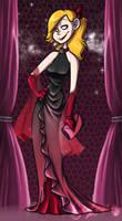 Rosa- Evening Gown by BechnoKid