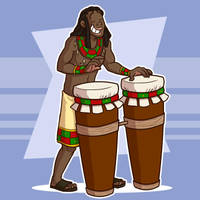 CONGAS by BechnoKid