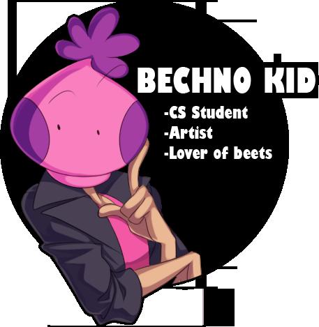 BechnoKid's Profile Picture