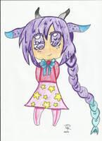 Commission - Teacake! by Colorful-Kaiya