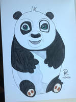 Panda ^^ by Colorful-Kaiya