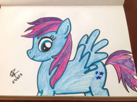 My little pony by Colorful-Kaiya
