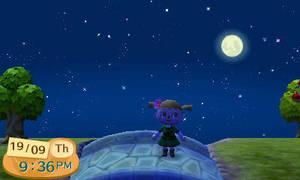 Moonlight sky by Colorful-Kaiya
