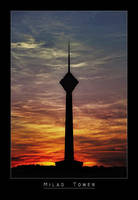 Milad Tower by shadnavid