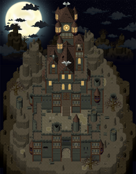 Full Moon Dungeon by Onizzuka