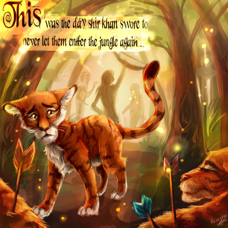Shir Khan- Twist fate by LiChan99