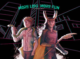 Two Loki is better than one by eeurekaep