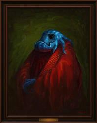 Mr. Skribble by Stoupa
