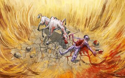 Unicorn by Stoupa