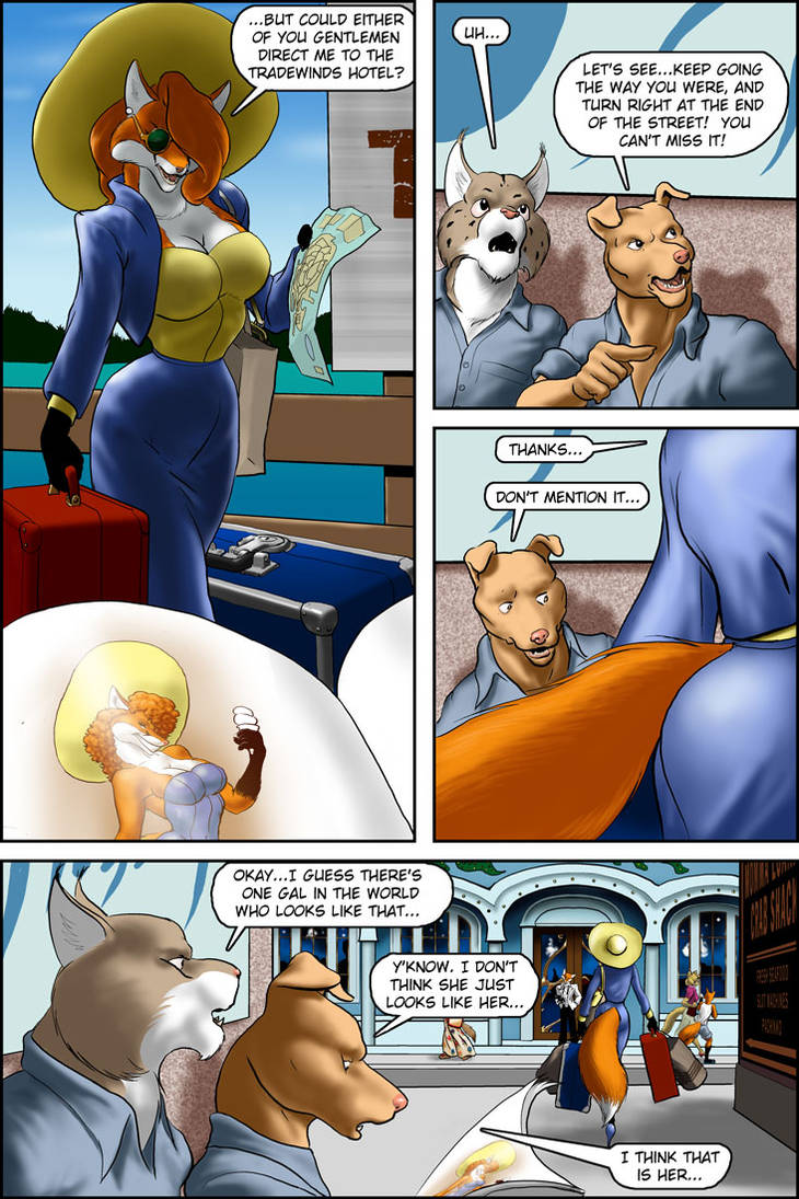 Big Red: Page 2 by RJBartrop