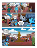 Ranma of Mars 117 by AndronicusVII