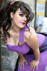 Megara from Hercules 1 by Feelyah