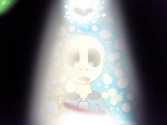 Sans' death by BBrownie1010