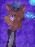 Alyssa (Oc) by BBrownie1010