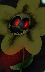 Flowey UNDERTALE by BBrownie1010