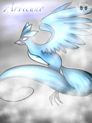 Articuno  by BBrownie1010