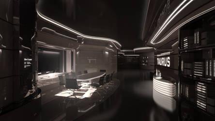 Taurus IV - Meeting Room by Siamon89